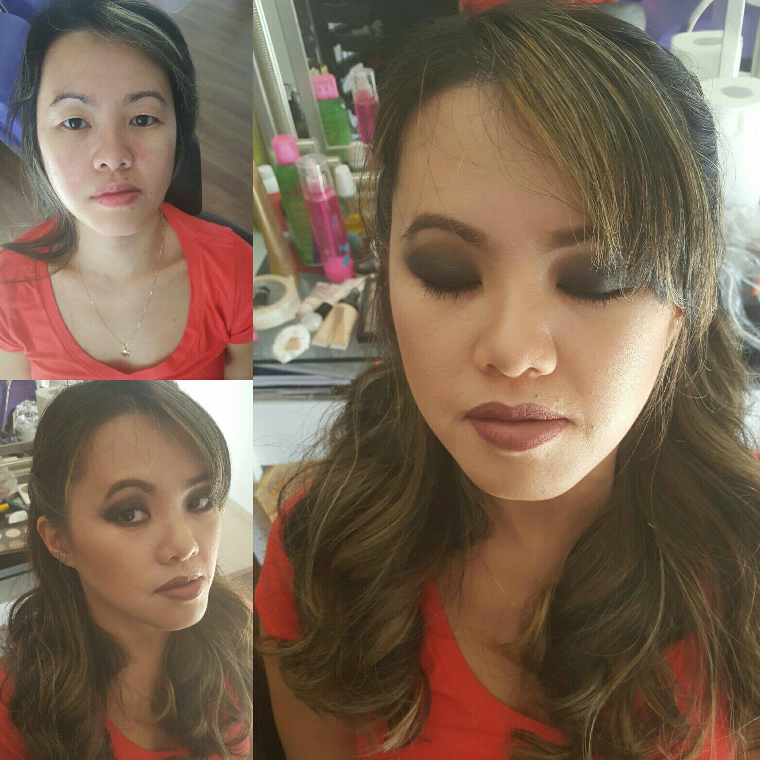 Maquiagem para asiáticas e técnica de aumento da região dos olhos maquiagem cabeleireiro(a) maquiador(a) micropigmentador(a)
