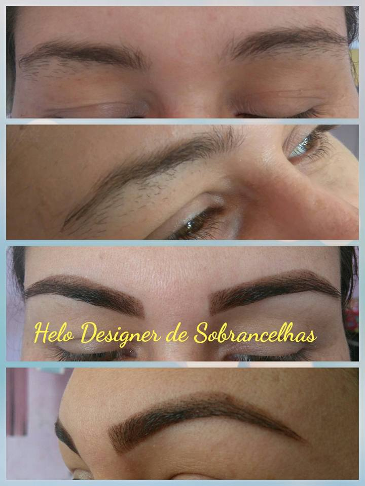 Designer de Sobrancelhas e Henna, muito amor ao trabalho e dedicação  designer de sobrancelhas micropigmentador(a)