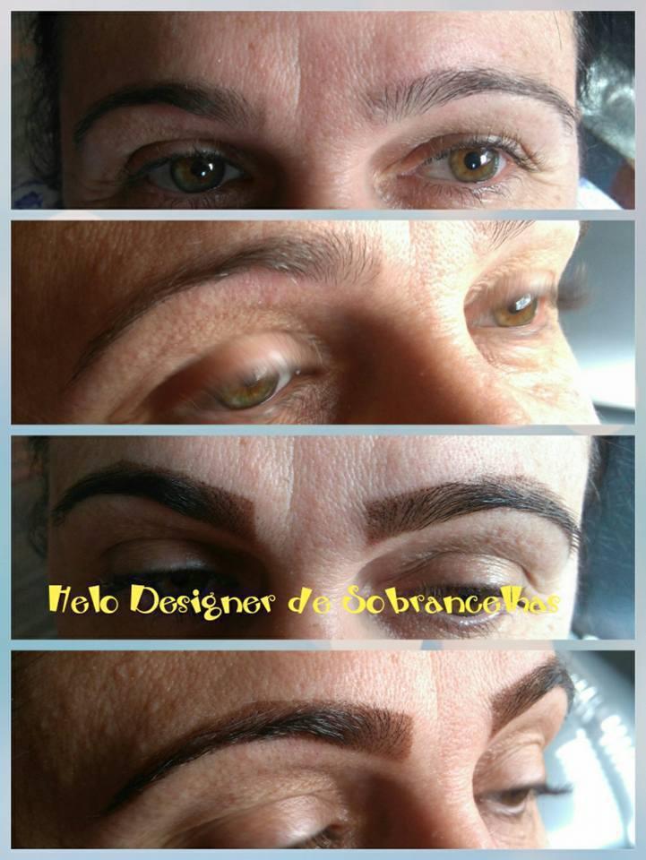 Designer de Sobrancelhas e Henna #amor #henna #sobrancelhas  designer de sobrancelhas micropigmentador(a)