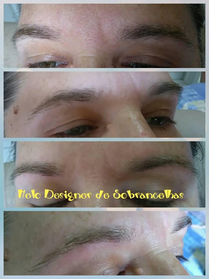 Designer de Sobrancelhas #amor #paixao #sobrancelhas designer de sobrancelhas micropigmentador(a)