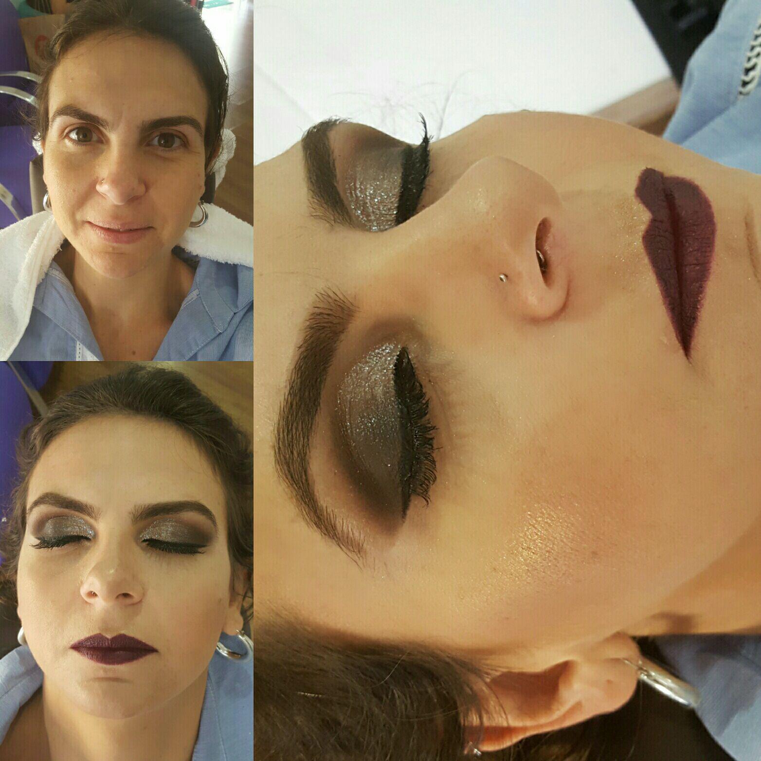 maquiagem cabeleireiro(a) maquiador(a) micropigmentador(a)