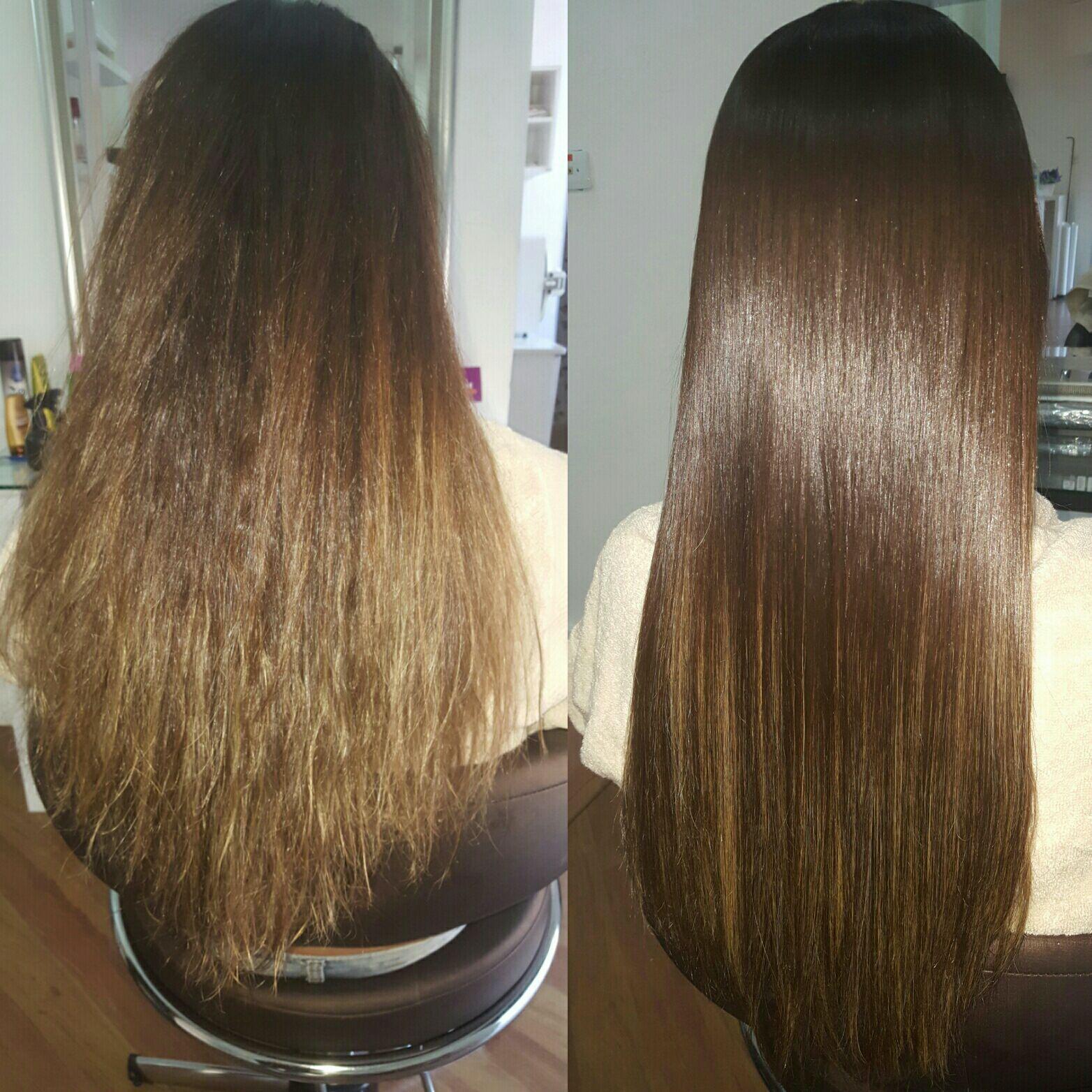 Progressiva para alinhamento dos fios e selamento das cutículas cabelo cabeleireiro(a) maquiador(a) micropigmentador(a)