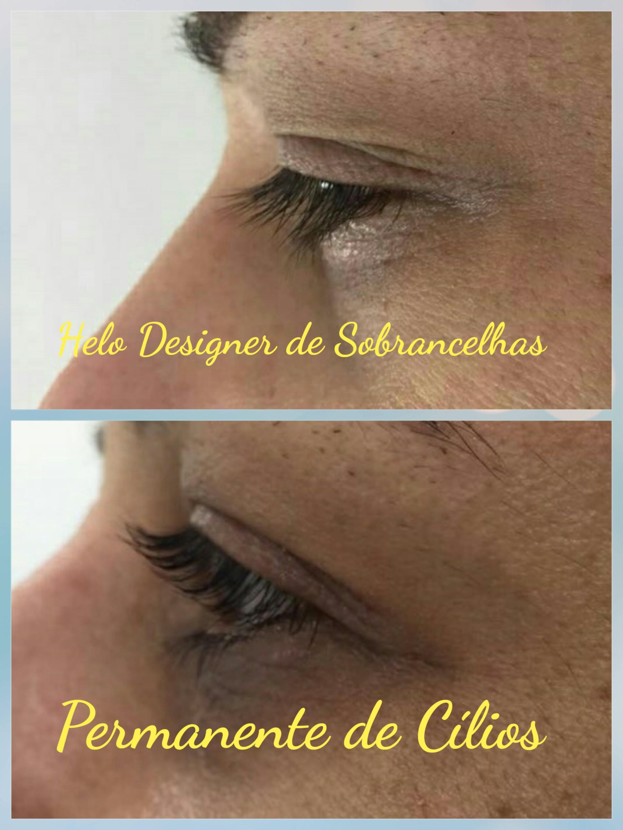 Permanente de Cílios,  embelezamento do olhar  designer de sobrancelhas micropigmentador(a)