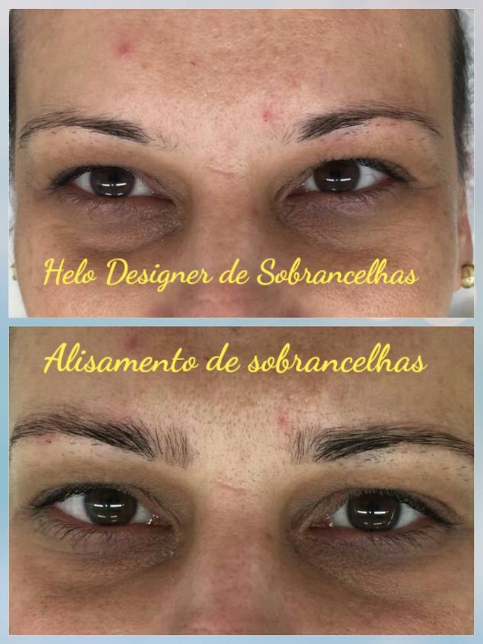 Permanente de sobrancelhas,  embelezamento do olhar  designer de sobrancelhas micropigmentador(a)