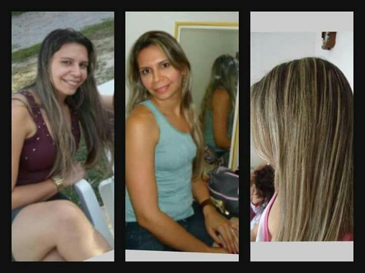 Reflexos cabelo cabeleireiro(a) stylist / visagista auxiliar administrativo