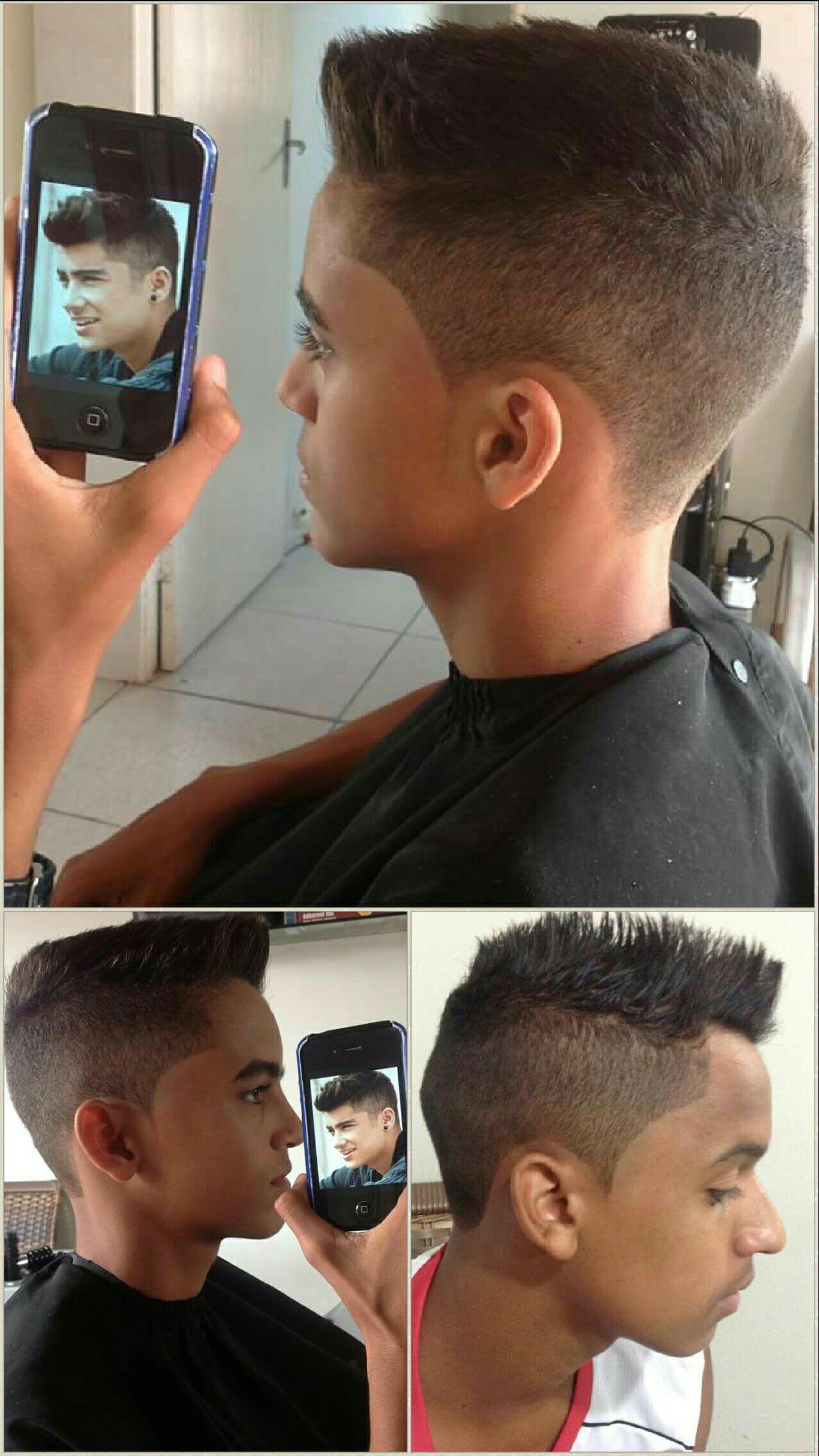 Corte sombreado com progressiva cabelo cabeleireiro(a) stylist / visagista auxiliar administrativo