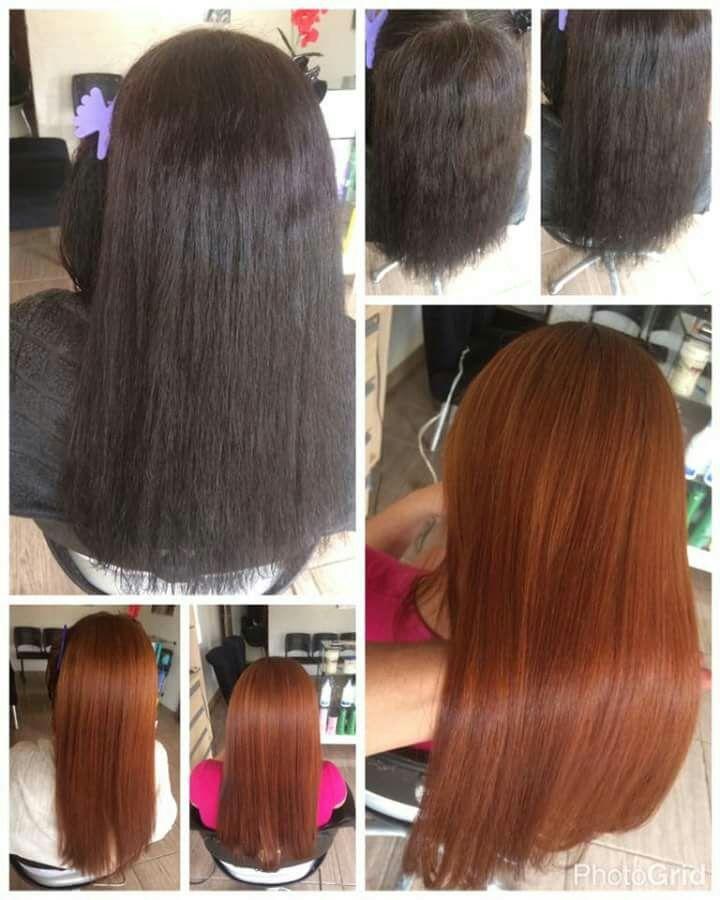 Progressiva e mudança na cor cabelo cabeleireiro(a) stylist / visagista auxiliar administrativo