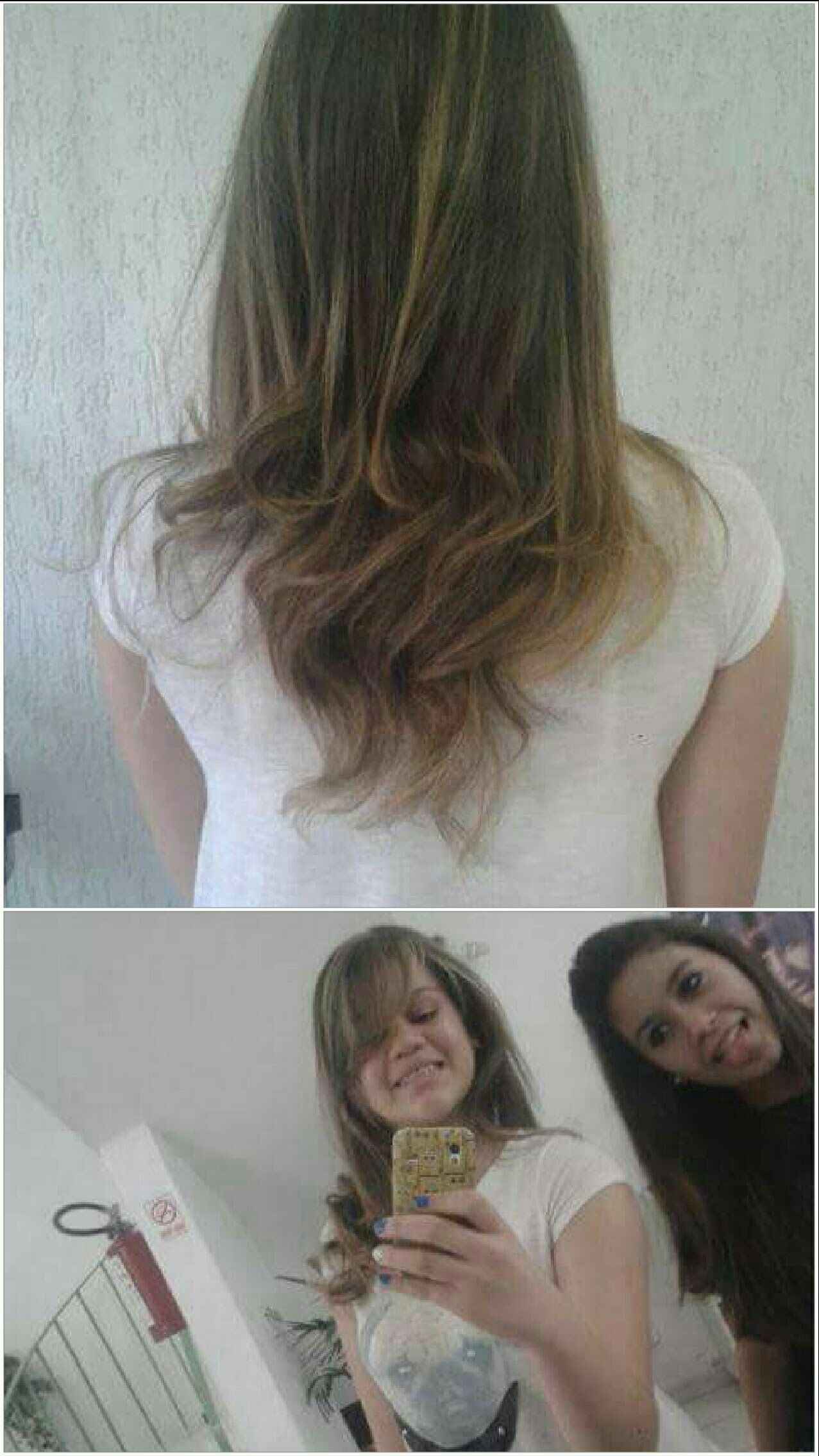 Mechinhas e uma escovinha mais modelada cabelo cabeleireiro(a) stylist / visagista auxiliar administrativo