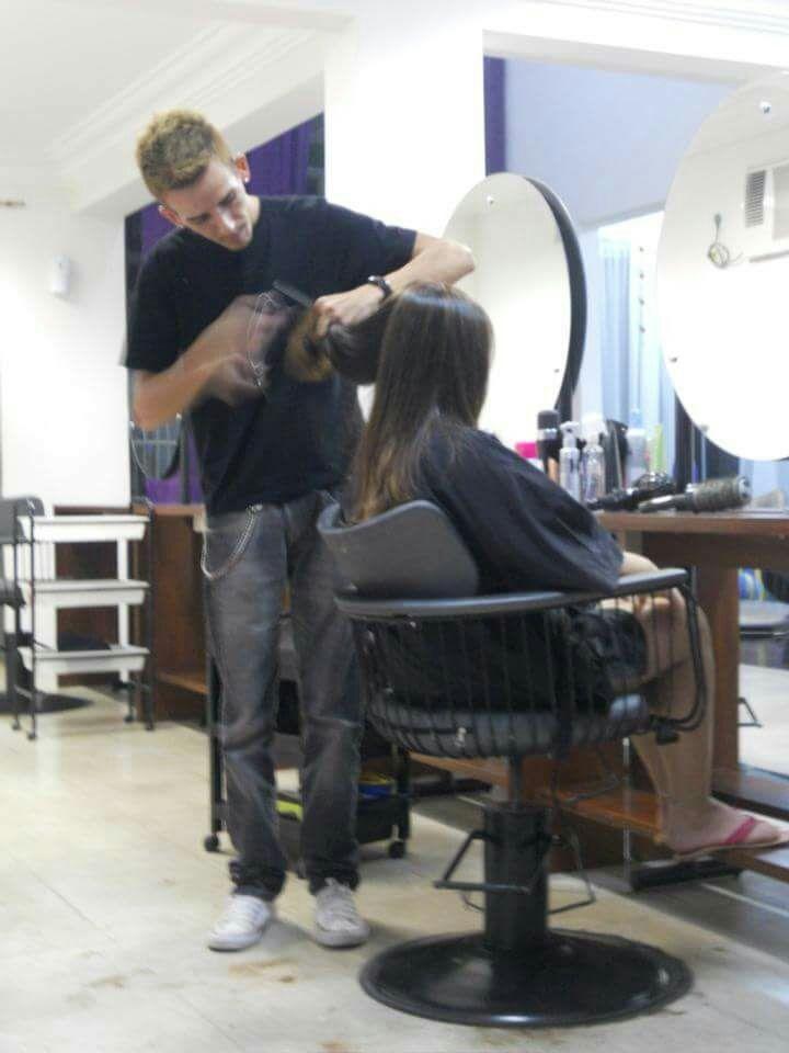 cabelo cabeleireiro(a) stylist / visagista auxiliar administrativo
