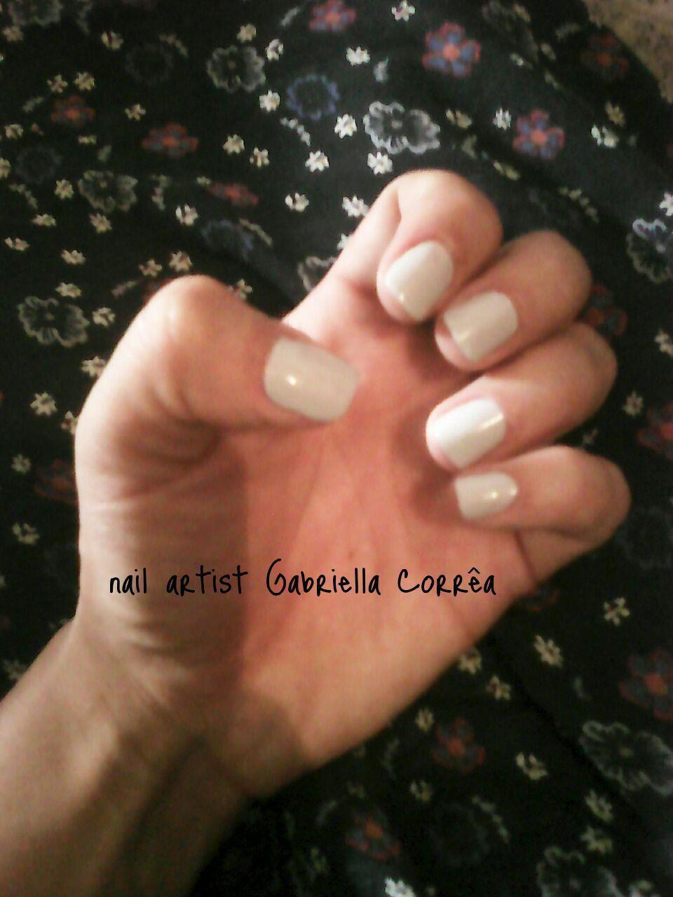 #dasemana #preguiçando  #colorama  unha manicure e pedicure manicure e pedicure