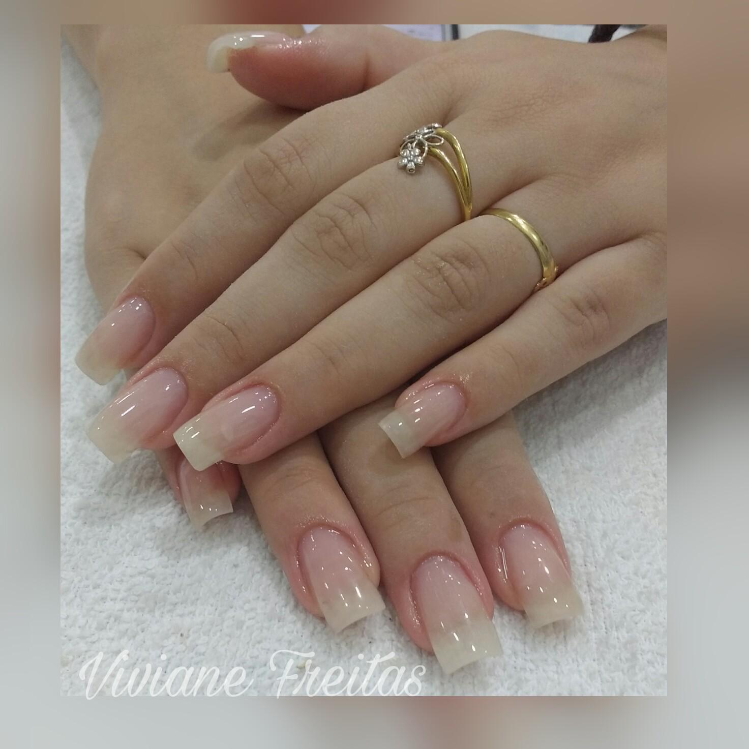 Fibra de vidro unha manicure e pedicure