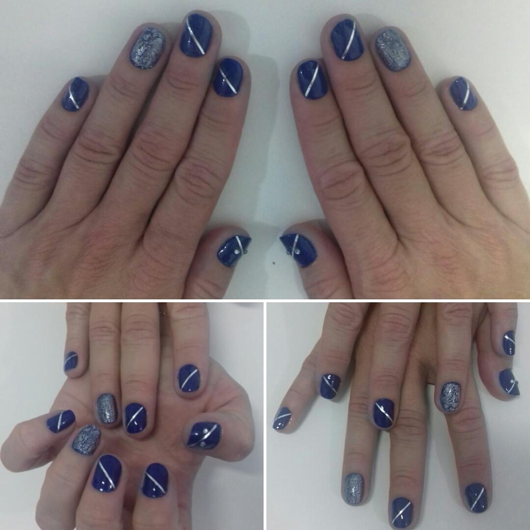 #unhadecorada #fitinha #filhaunica unha designer de sobrancelhas depilador(a) manicure e pedicure