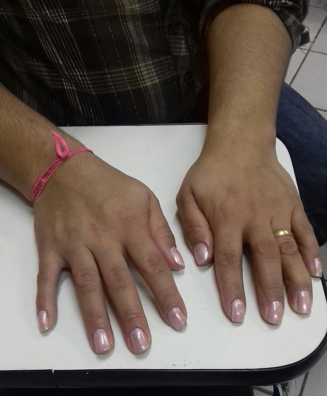 #primeiotrabalhoprofissional unha designer de sobrancelhas depilador(a) manicure e pedicure