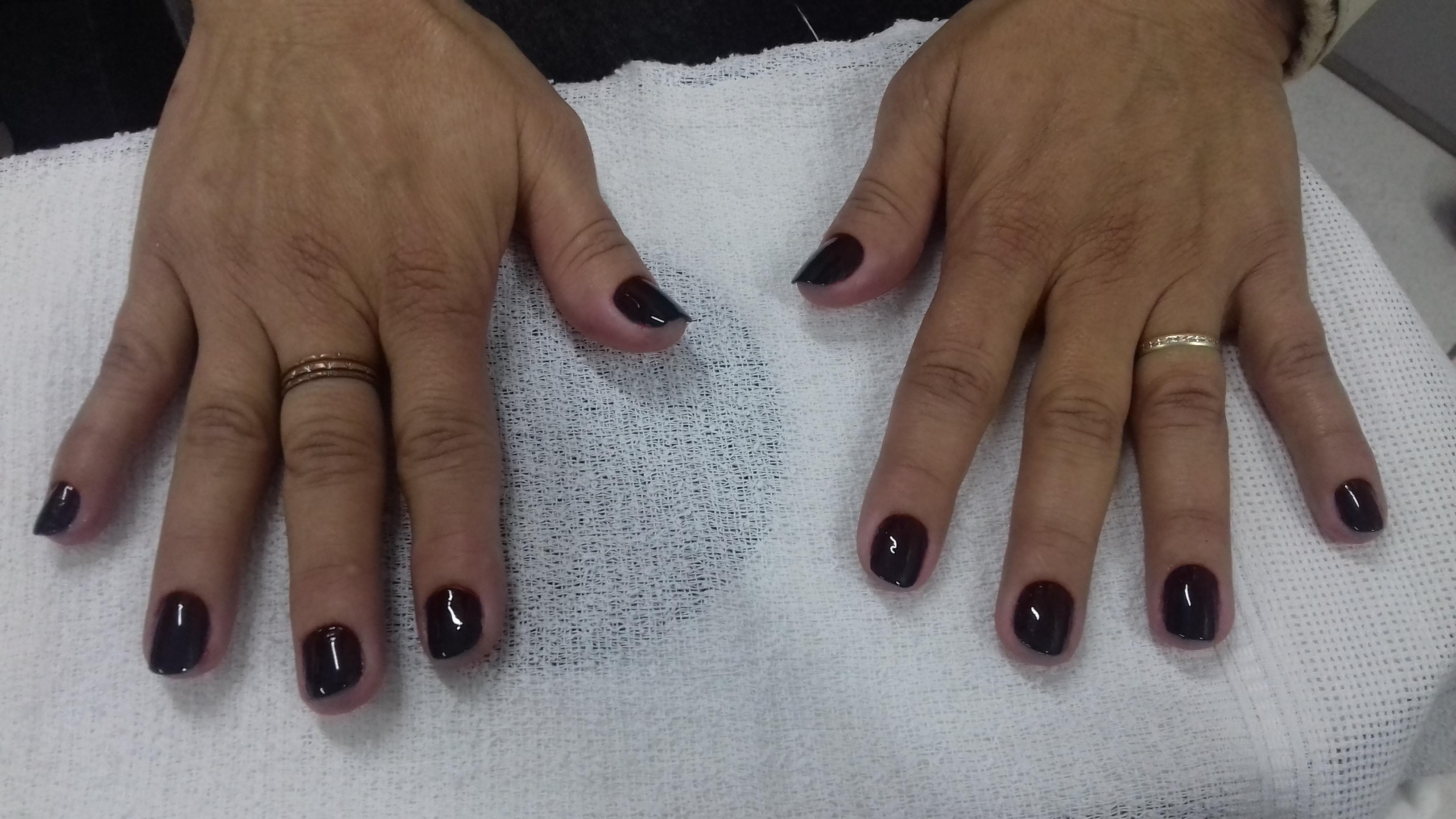 unha designer de sobrancelhas depilador(a) manicure e pedicure