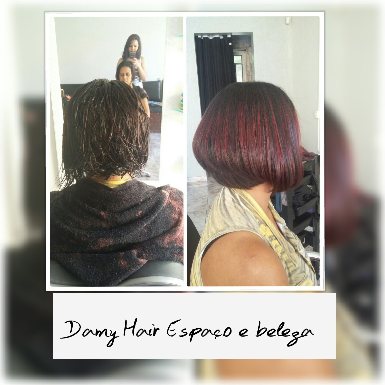 escova cabelo auxiliar cabeleireiro(a) escovista recepcionista