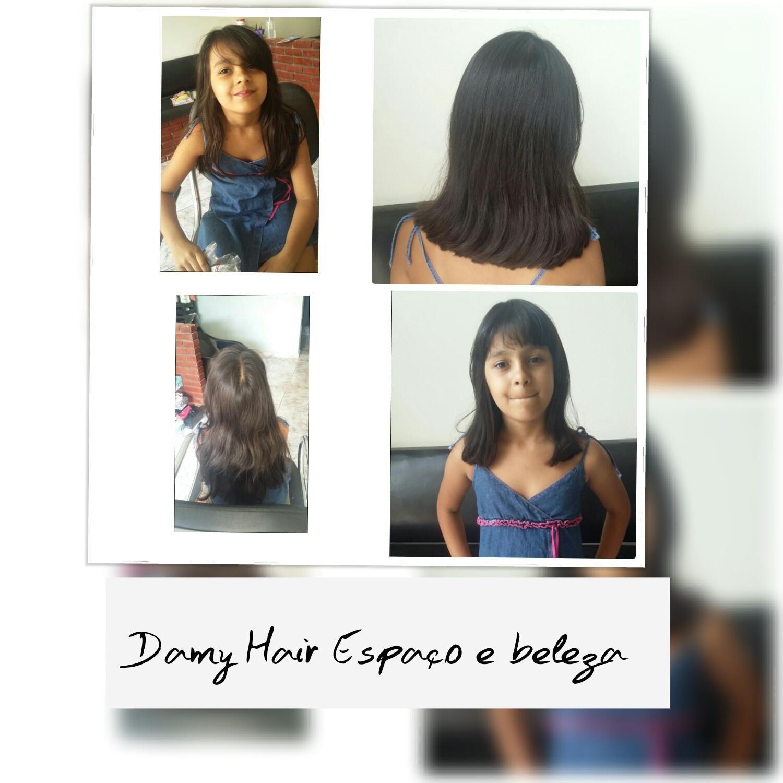 corte cabelo auxiliar cabeleireiro(a) escovista recepcionista