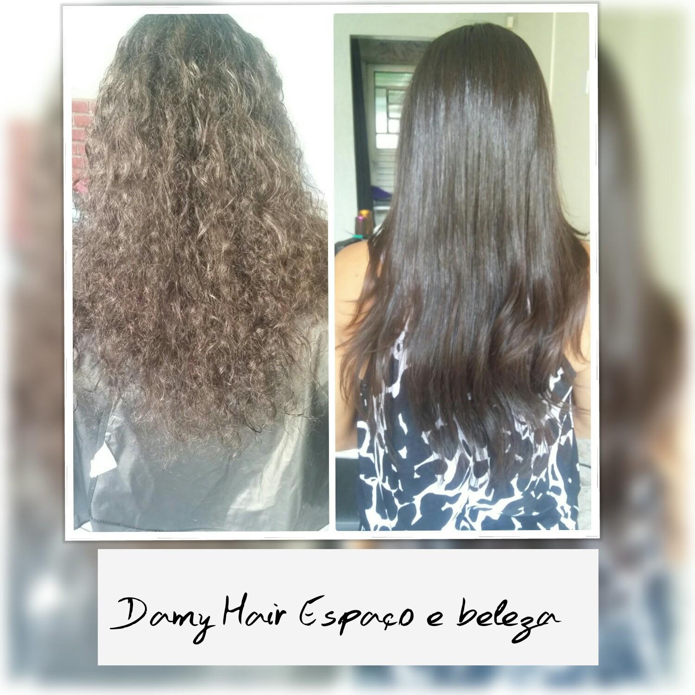 progressiva cabelo auxiliar cabeleireiro(a) escovista recepcionista