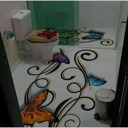 O Porcelanato Líquido pode ser feito também em 3D , você mesmo pode escolher a foto a ser aplicada no local. outros empresário(a)