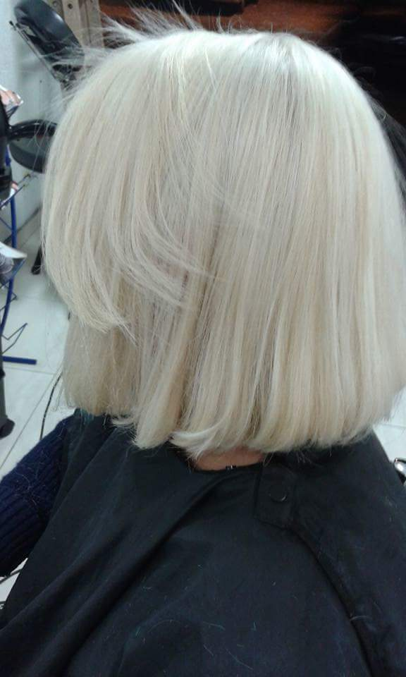 Combinação perfeita ton&corte cabeleireiro(a) barbeiro(a) stylist / visagista