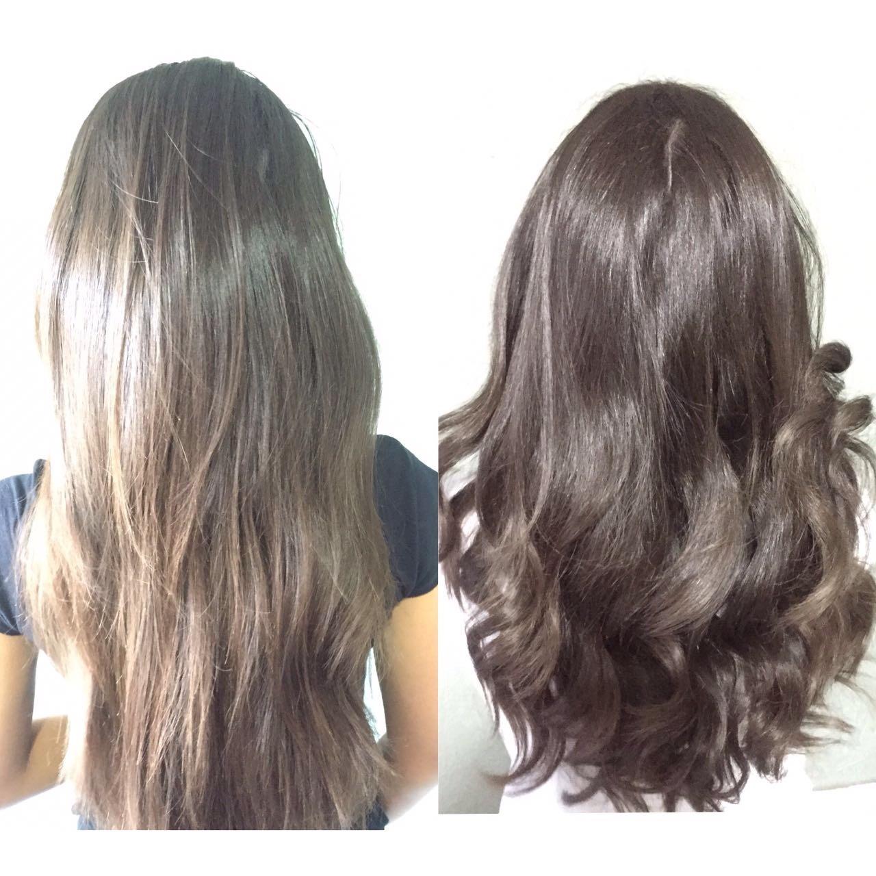 Corte +escova baby liss  cabelo cabeleireiro(a) auxiliar cabeleireiro(a)