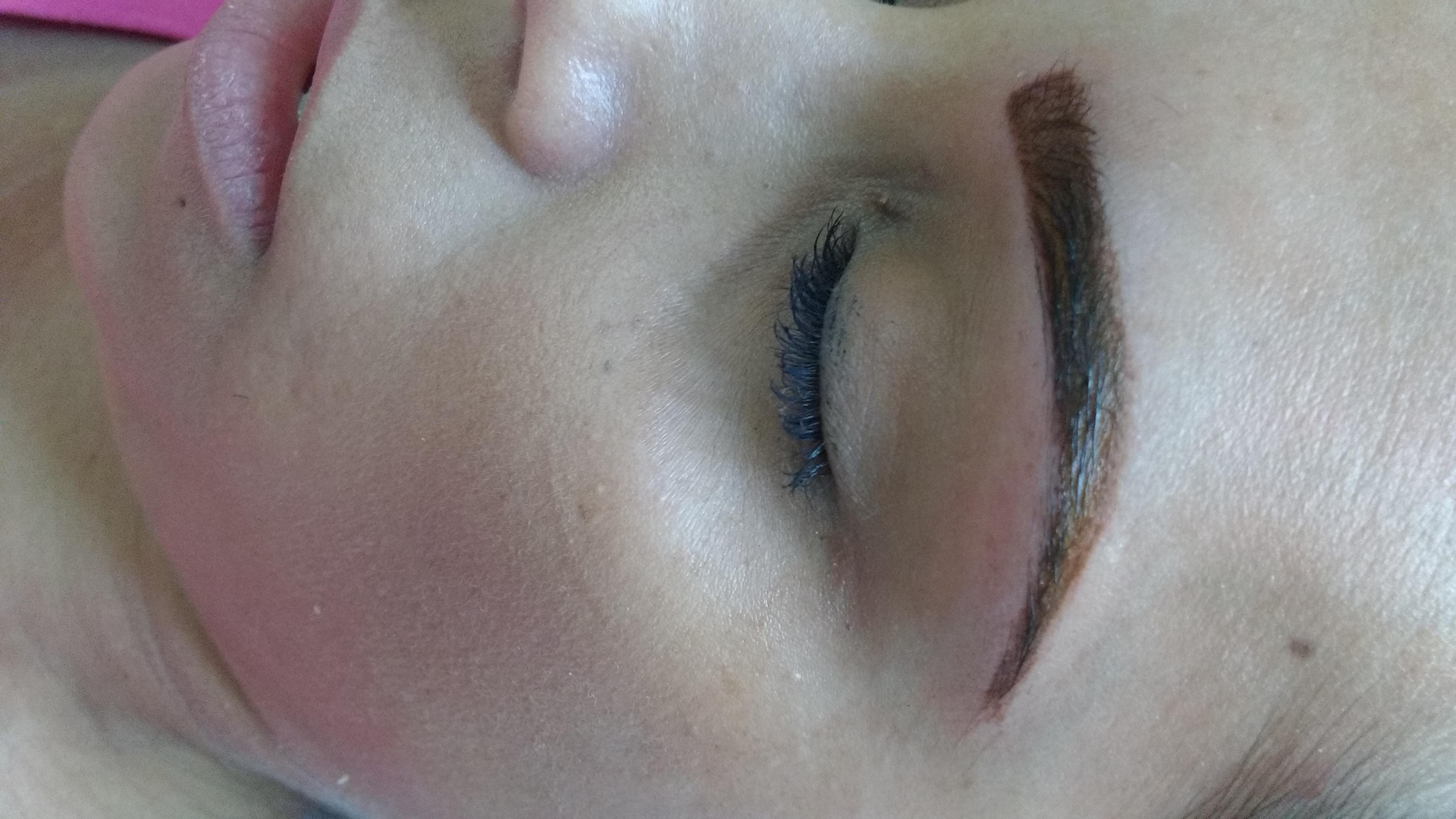 estética designer de sobrancelhas dermopigmentador(a) depilador(a)