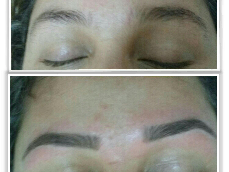 Design sobrancelhas outros designer de sobrancelhas dermopigmentador(a) depilador(a)