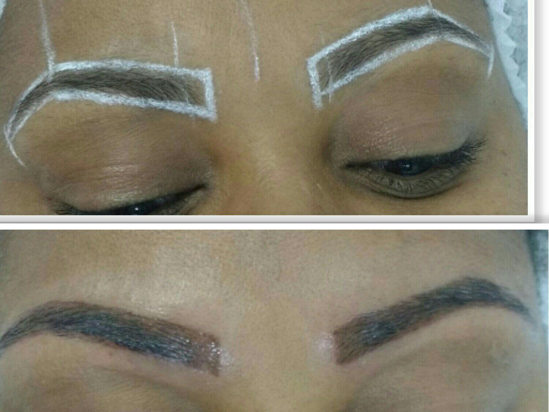 outros designer de sobrancelhas dermopigmentador(a) depilador(a)