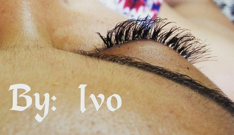 Cílios fio a fio cabeleireiro(a) escovista dermopigmentador(a) designer de sobrancelhas maquiador(a) micropigmentador(a)