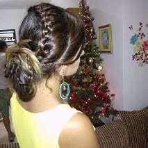 Teste cabelo cabeleireiro(a)
