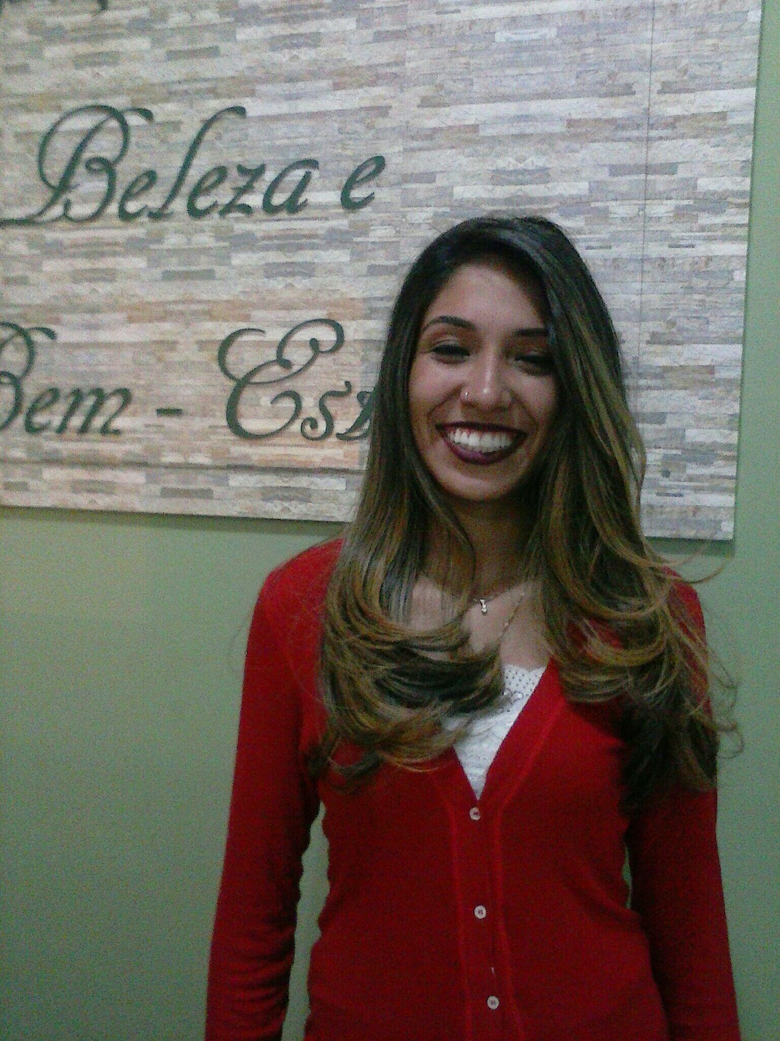 Cliente satisfeita cabelo stylist / visagista cabeleireiro(a) outros