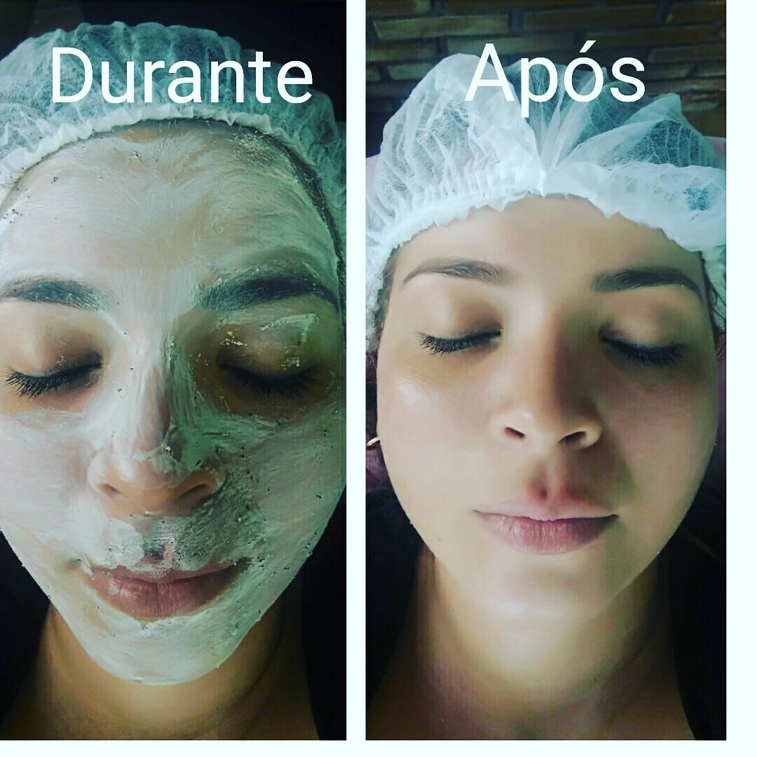 Limpeza de pele  estética designer de sobrancelhas micropigmentador(a) esteticista depilador(a)
