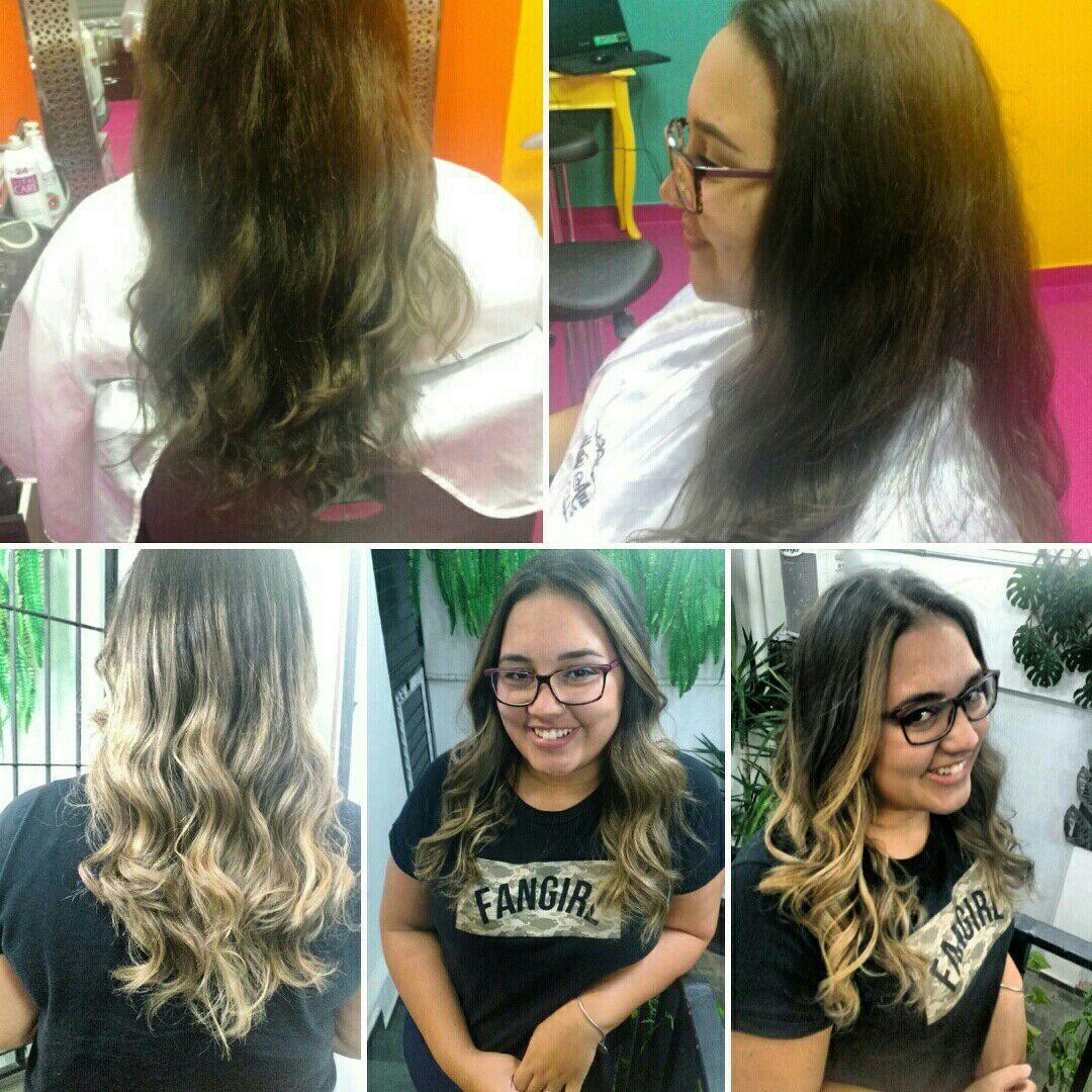 Mechas Fontoura hear cabeleireiro(a) cabeleireiro(a)