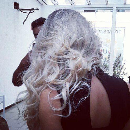 Loiros Perfeitos. #platinados cabelo gerente