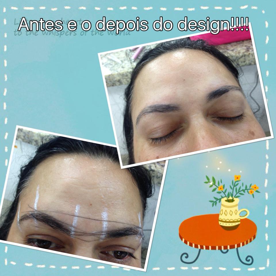 Apenas design de sombrancelha  estética designer de sobrancelhas depilador(a)