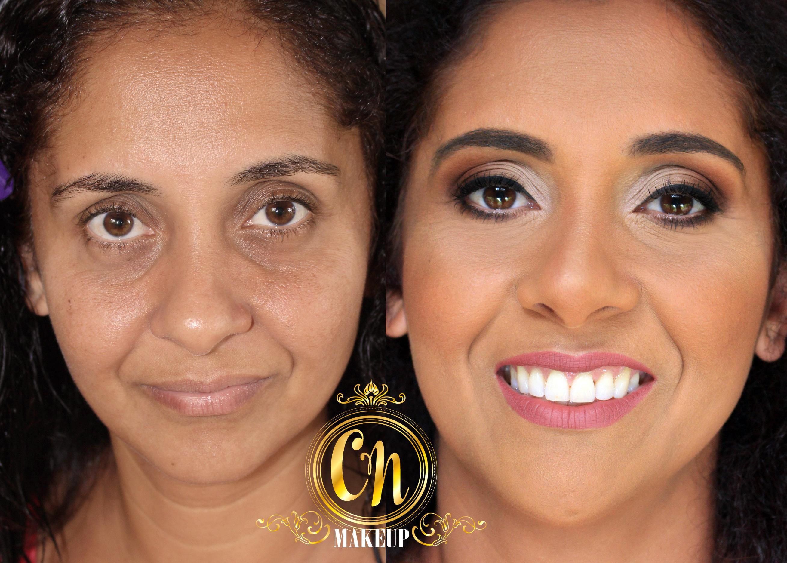 Antes e depois dessa lindona! . #maquiagem #maquiagempro #maquiagemubatuba #maquiagemcasamento #pelemadura #maquiagempelemadura #antesedepois #producao #madrinha #maquiagemmadrinha #maquiadoraubatuba #portfolio #mua #makeuptransformation #beforeafter maquiagem maquiador(a)