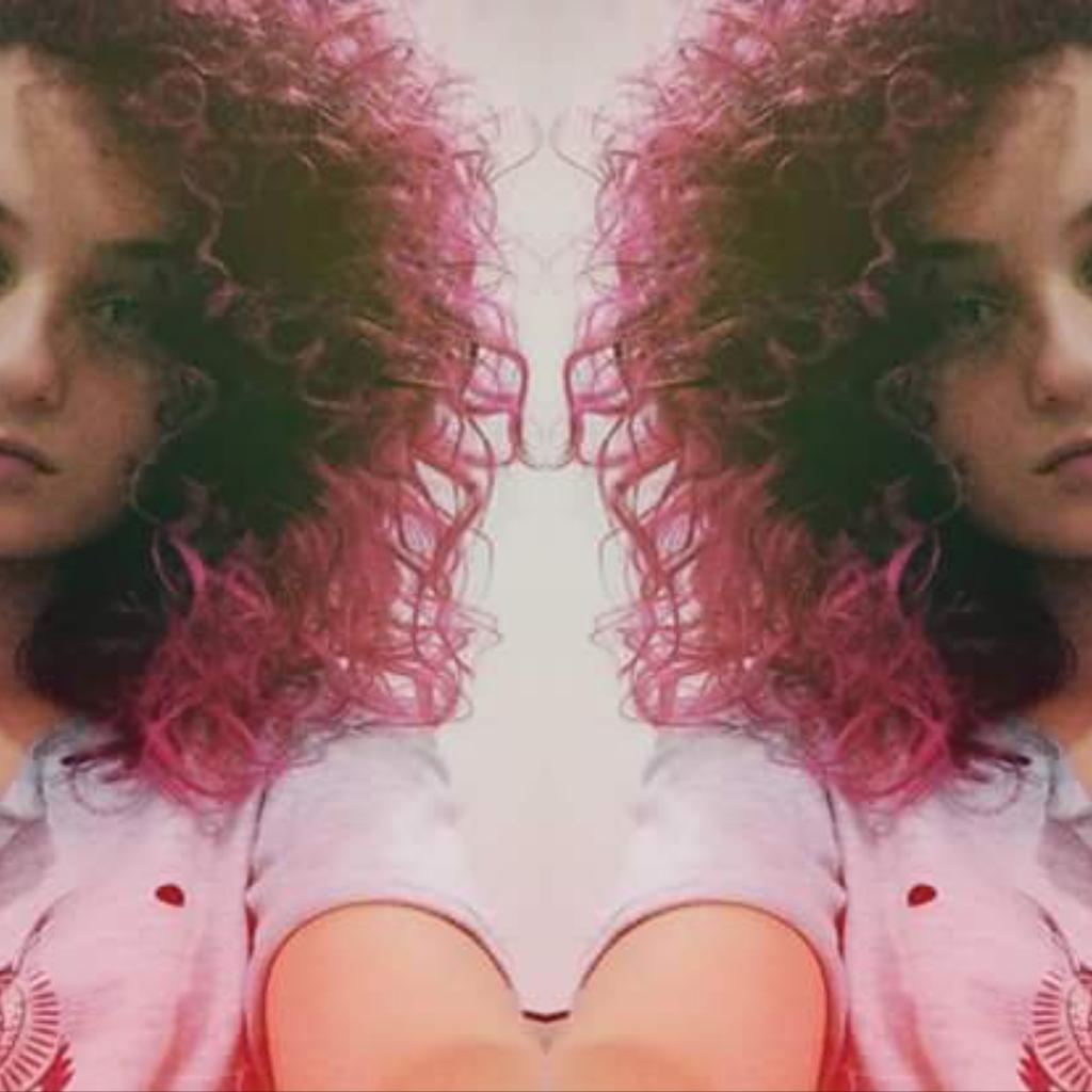 Ombre hair e mechas pink cabelo cabeleireiro(a)