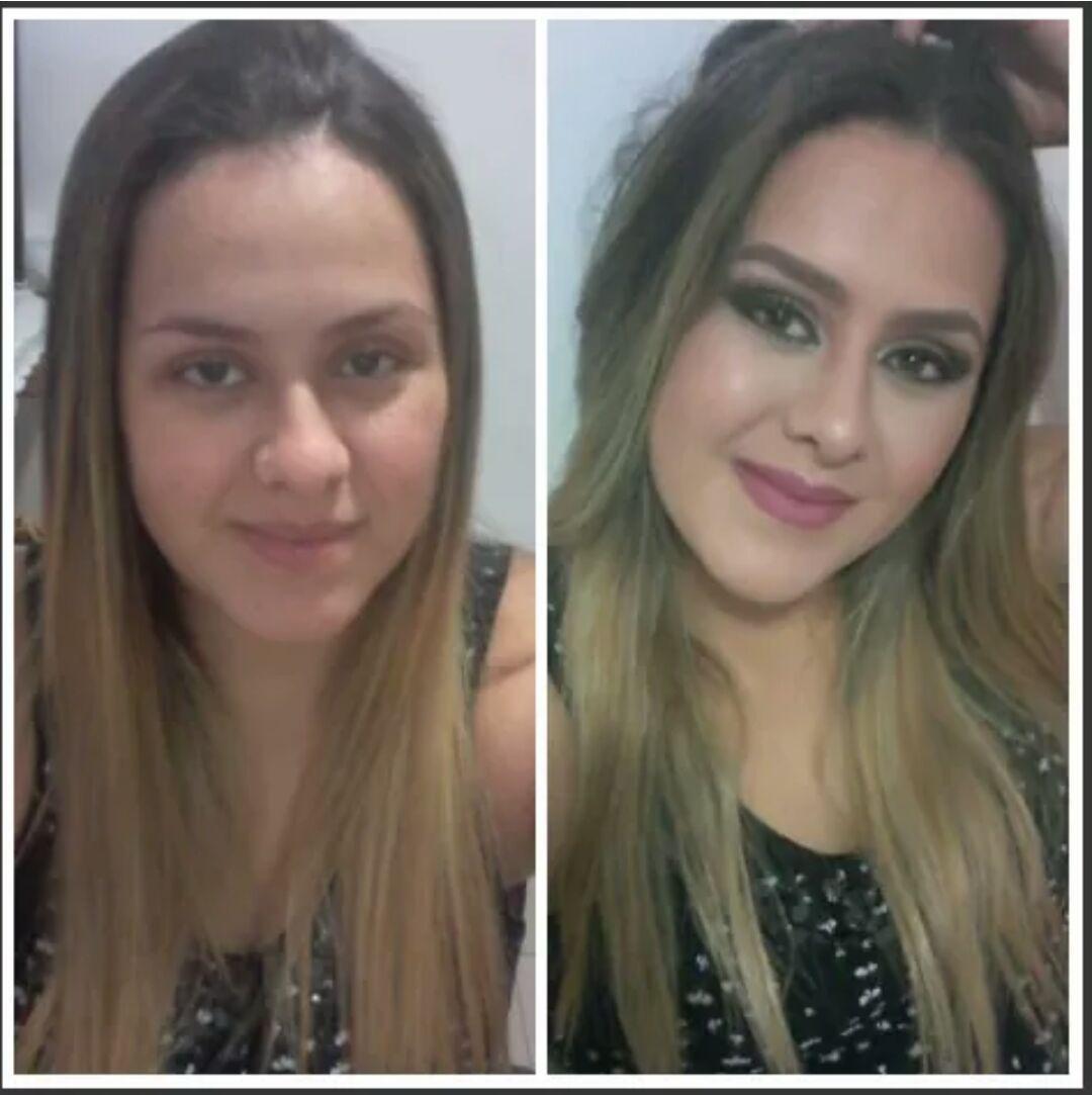 maquiagem recepcionista auxiliar cabeleireiro(a) auxiliar cabeleireiro(a)
