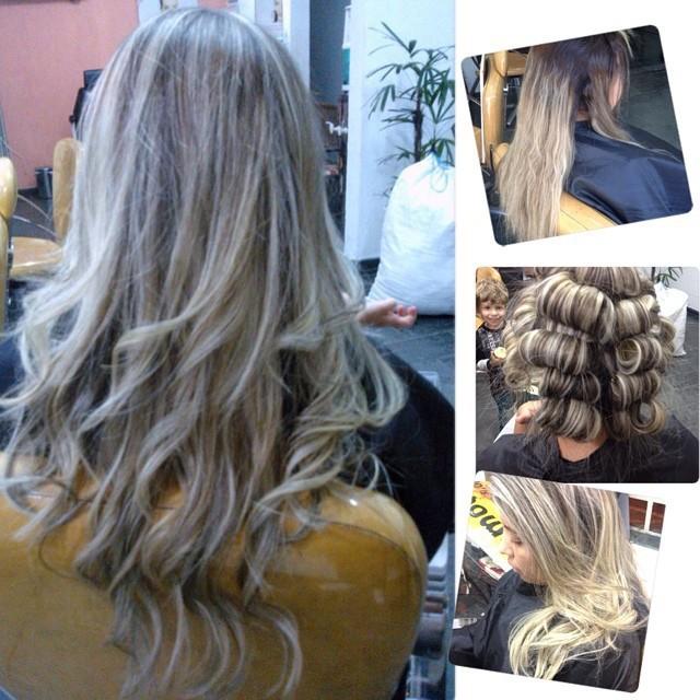 #loiradataty #luzesplatinadas #loiro #luzes  cabelo cabeleireiro(a) gerente representante comercial