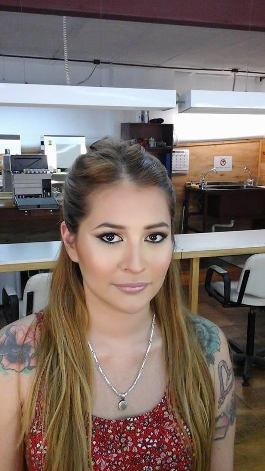 Make ROSEMARY LEAL maquiagem maquiador(a) docente / professor(a)