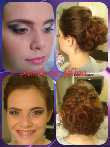Penteado e Maquiagem  outros cabeleireiro(a) auxiliar cabeleireiro(a) maquiador(a)