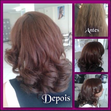 Decapagem e Coloração cabelo cabeleireiro(a) auxiliar cabeleireiro(a) maquiador(a)
