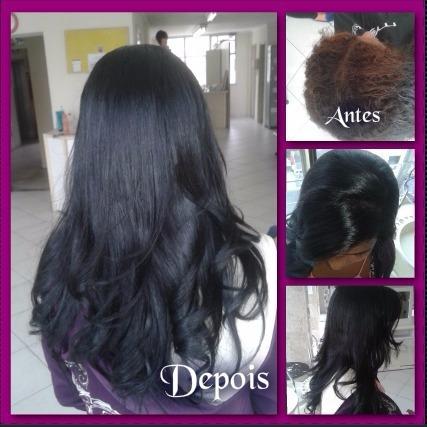 Coloração e Escova cabelo cabeleireiro(a) auxiliar cabeleireiro(a) maquiador(a)