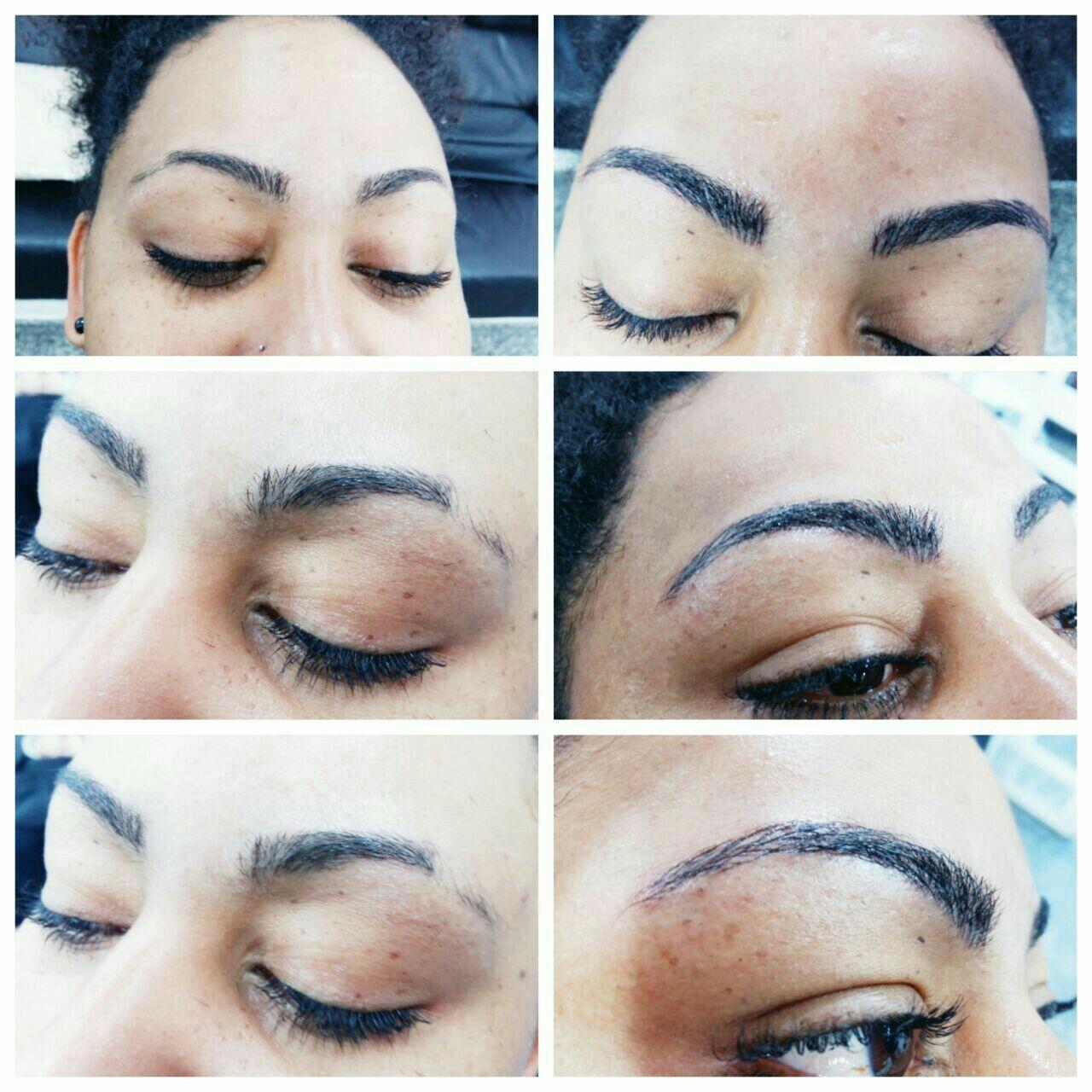 Microblading outros micropigmentador(a) maquiador(a) designer de sobrancelhas depilador(a)