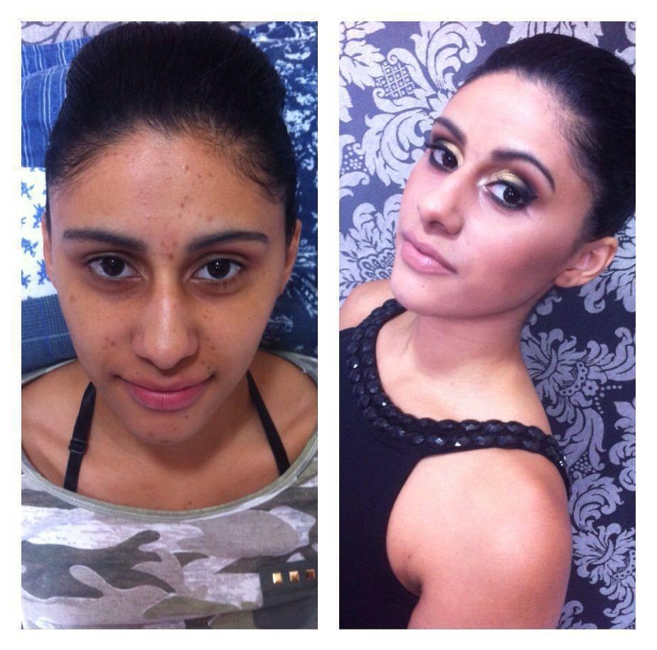 Maquiagem para festa maquiagem maquiador(a) designer de sobrancelhas manicure e pedicure recepcionista