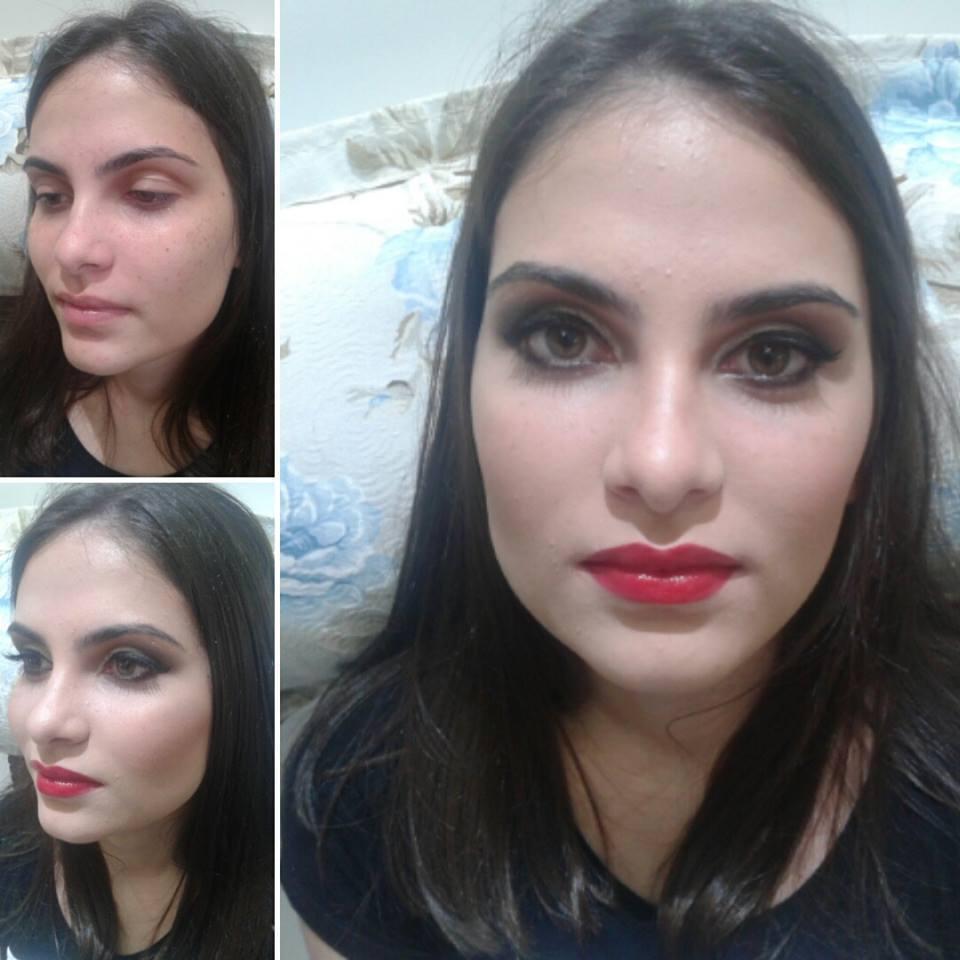 Maquiagem convidada formatura maquiagem maquiador(a) designer de sobrancelhas manicure e pedicure recepcionista