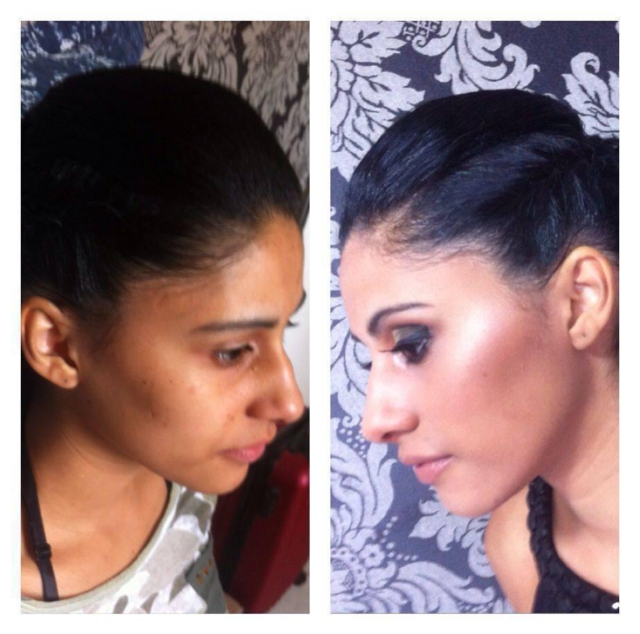maquiagem maquiador(a) designer de sobrancelhas manicure e pedicure recepcionista
