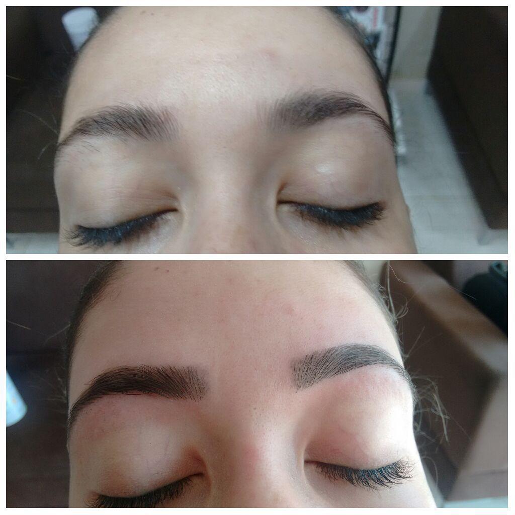 Designer de Sobrancelha na Linha Egipcia. outros cabeleireiro(a) maquiador(a) designer de sobrancelhas