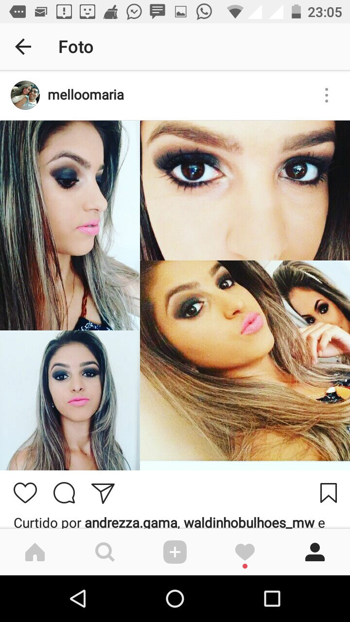 Make_up maquiagem cabeleireiro(a) maquiador(a) designer de sobrancelhas