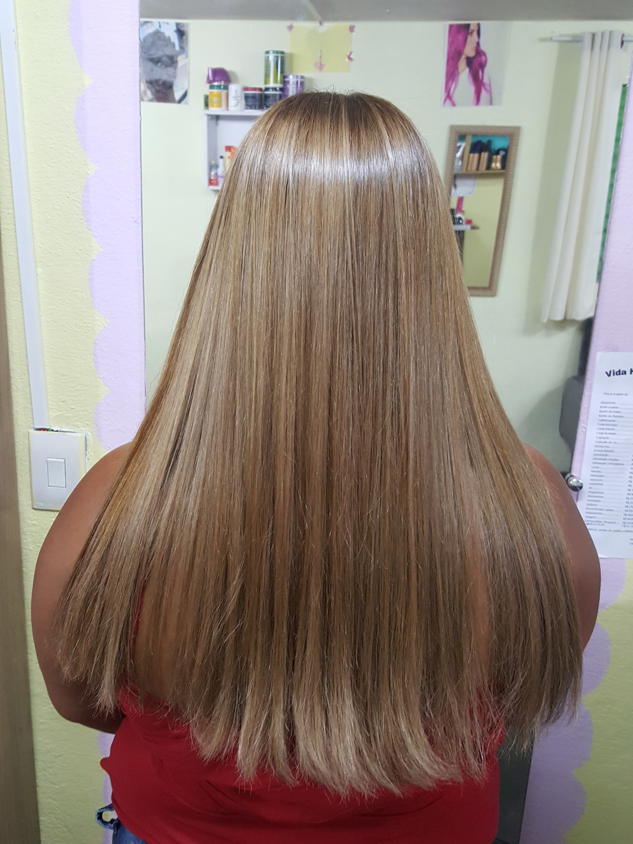 Cor natural 3.0 Resíduos de 4.66 Luzes 8.3 + Correção de cor  cabelo cabeleireiro(a) manicure e pedicure micropigmentador(a)