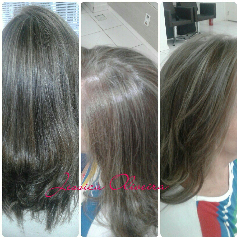 Mechas selagem selagem e corte cabelo cabeleireiro(a) recepcionista revendedor(a)